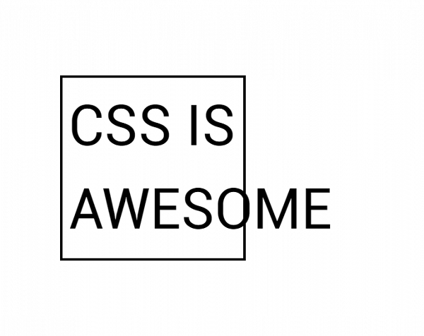 CSS is Awesome meme